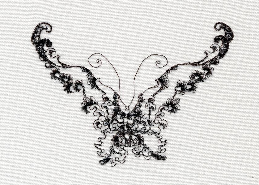 Am I a butterfly who dreams I am a woman?